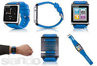 Чехол LunaTik Меттал iwatchz Q Collection для Apple iPod Nano 6G/7G