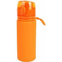 Бутылка Tramp TRC-093-orange 500 мл Оранжевый gr008687, КОД: 1033767