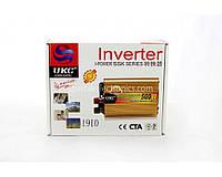 Преобразователь - инвертор AC/DC SSK, 500W 12V - 220V