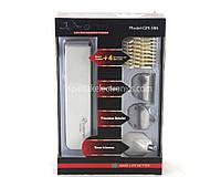 Триммер для волос Gemei GM 586, 4 в 1, на аккумуляторе, триммер для бритья, тример для стрижки