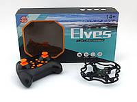 🎁 Вот лучший подарок ребенку ! Дрон Drone Elves F15 Black мини квадрокоптер, черный | AG380032