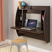 Навесной компьютерный стол ZEUS AirTable-I DB (венге), фото 1