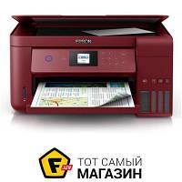 Мфу стационарный L4167 WI-FI (C11CG23404) a4 (21 x 29.7 см) для малого офиса - струйная печать (цветная)