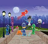 Набор Делюкс фигурки Герои в масках 16 штук, Deluxe PJ Masks, оригинал из США, фото 6