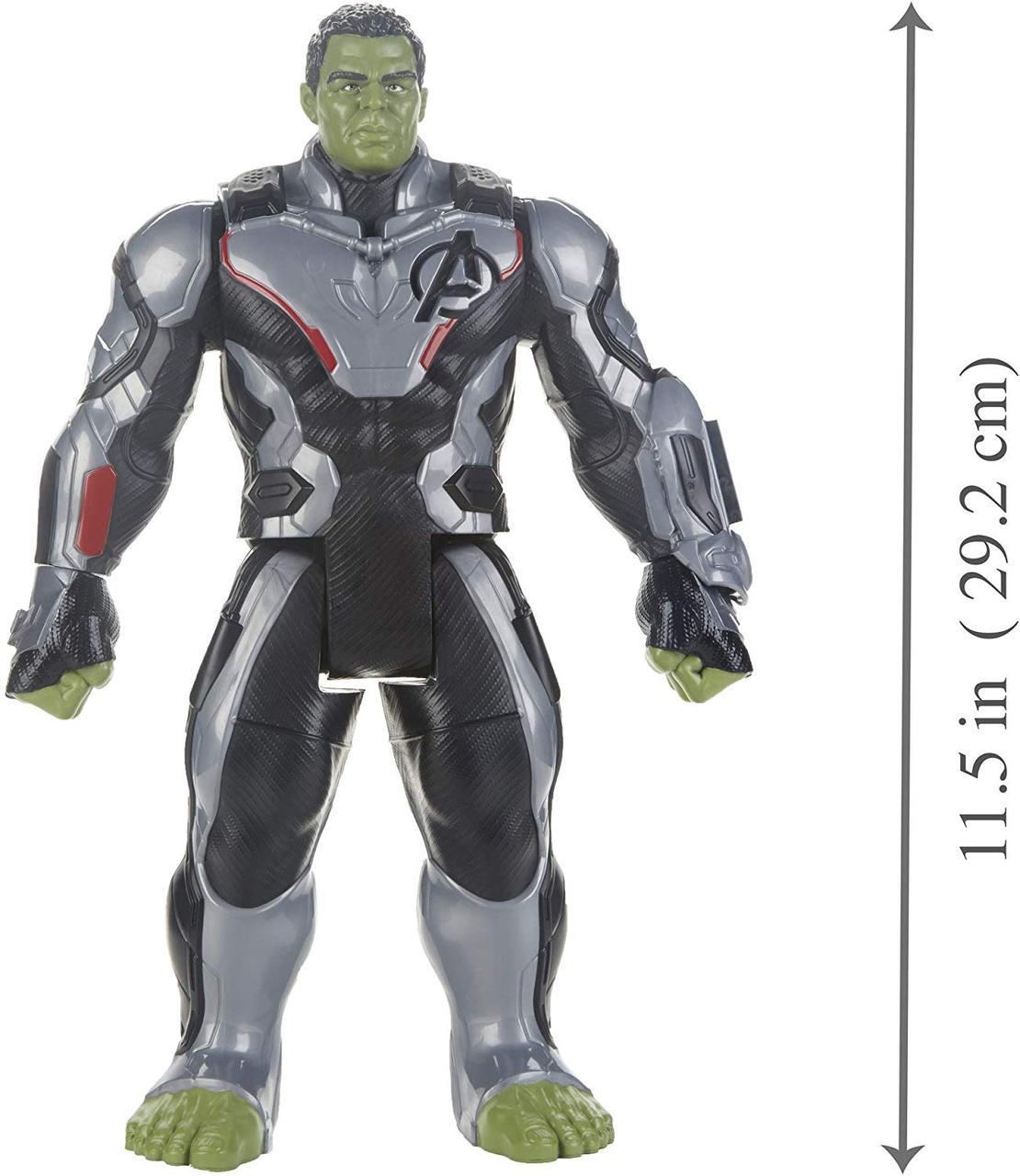 Фигурка ХАЛК серия Титаны, Avengers Marvel Endgame Titan Hero Hulk, Hasbro