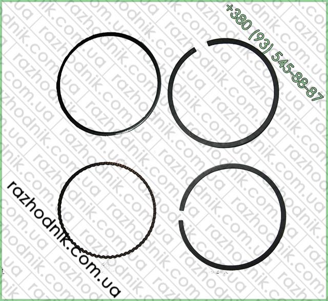 Поршневые кольца генератора (168F)