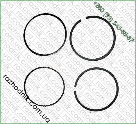 Поршневые кольца генератора (168F), фото 2