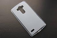 TPU чехол для LG G4s Dual H734 білий, фото 1