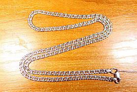Цепь Арабка серебро 925 проба 55см 11.65г