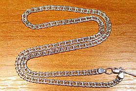 Цепь Арабка серебро 925 проба 60см 17.81г