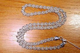 Цепь РОЗА серебро 925 проба 45см 13.50г