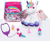 Интерактивный единорог, Единорог и ветеринарный набор, Единорог Барби, Barbie Unicorn Doctor Set, фото 1