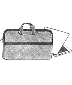 Сумки и рюкзаки под ноутбуки