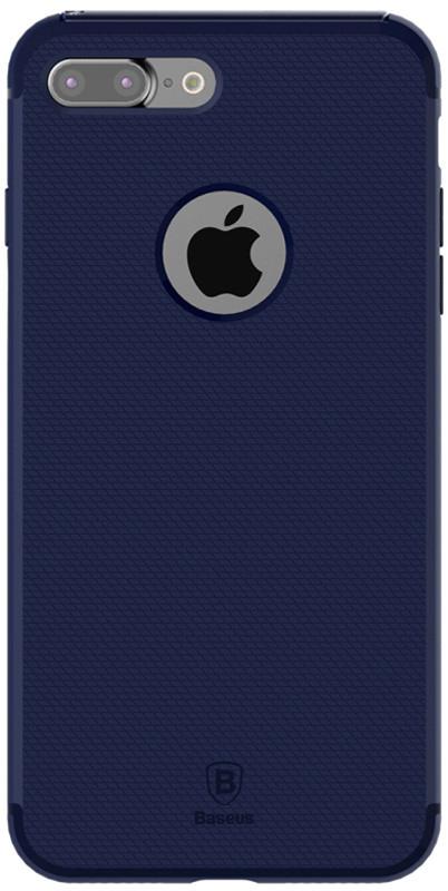 Чехол-накладка Baseus Hermit Bracket Case iPhone 7 Plus Dark Blue #I/S