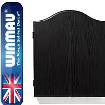 Фирменный набор дартс в подарочной упаковке Winmau Англия с дротиками, фото 3