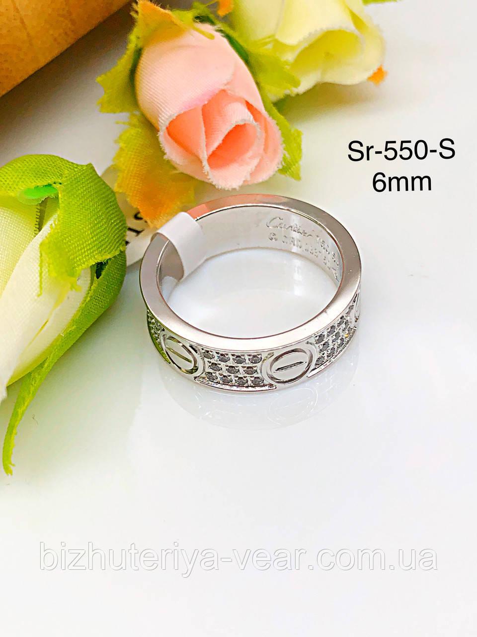 КОЛЬЦО ST.STEEL  Sr-550(6,7,8,9)