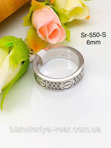 КОЛЬЦО ST.STEEL  Sr-550(6,7,8,9), фото 2