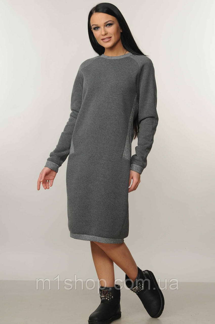 Женское платье на флисе (Райми ri)