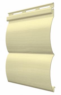 Сайдинг виниловый Панель Fasiding Блокхаус 3,66 м х 0,23 м