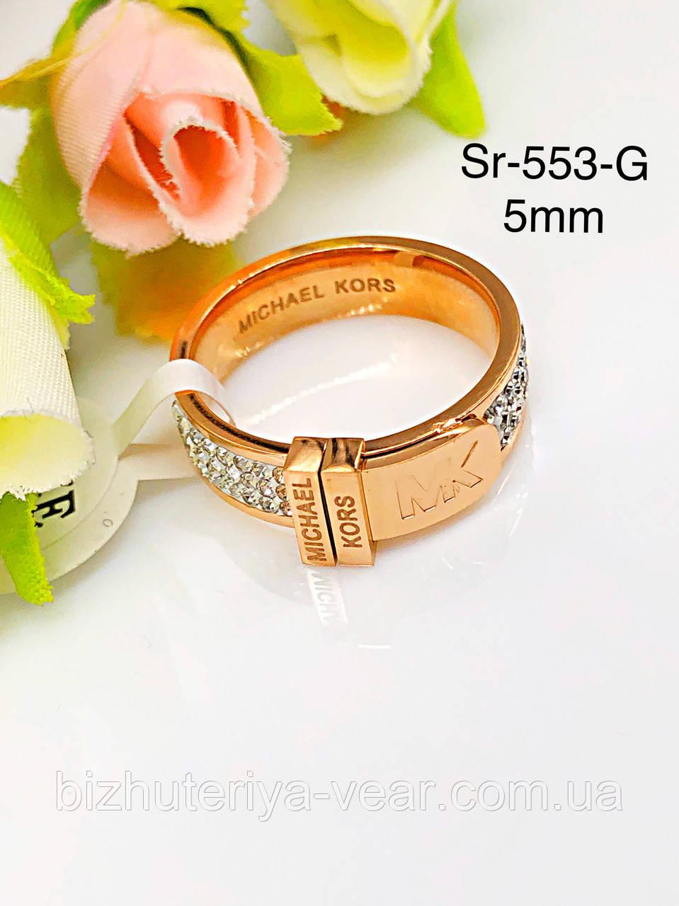 КОЛЬЦО ST.STEEL  Sr-553(6)