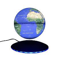 Левитирующий глобус 6 дюймов Levitating globe LPG6001B, КОД: 1181924