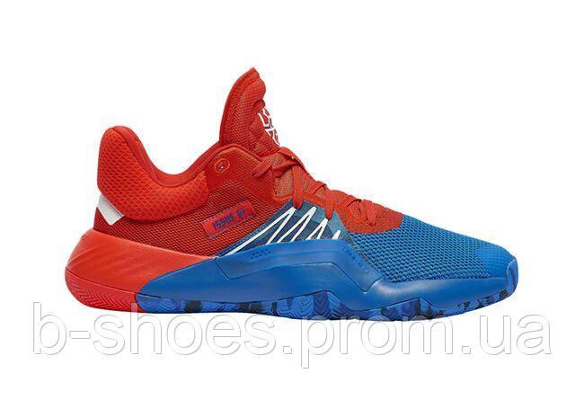 Мужские Баскетбольные кроссовки  Adidas  Don Issue 1 ( Donovan Mitchell ) (Red)