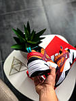 Кроссовки Nike M2K Tekno Womens mahogany mink-black - Унисекс, фото 3