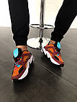 Кроссовки Nike M2K Tekno Womens mahogany mink-black - Унисекс, фото 4