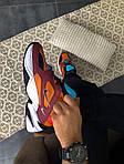 Кроссовки Nike M2K Tekno Womens mahogany mink-black - Унисекс, фото 9