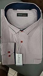 Рубашка мужская ботал Ferrero Gizzi модель 2004
