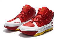 Мужские баскетбольные кроссовки  Nike LeBron Soldier 3 (Red), фото 1