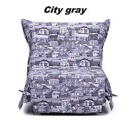 Диван SMS 0,8 City gray (Comfoson-ТМ)