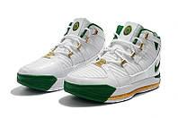 Мужские баскетбольные кроссовки  Nike LeBron Soldier 3 (White), фото 1