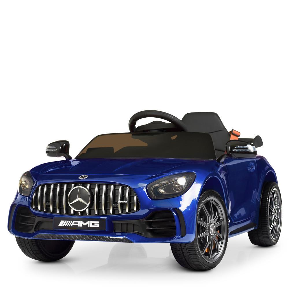 Електромобіль Машина M 4181EBLRS-4 синій BAMBI