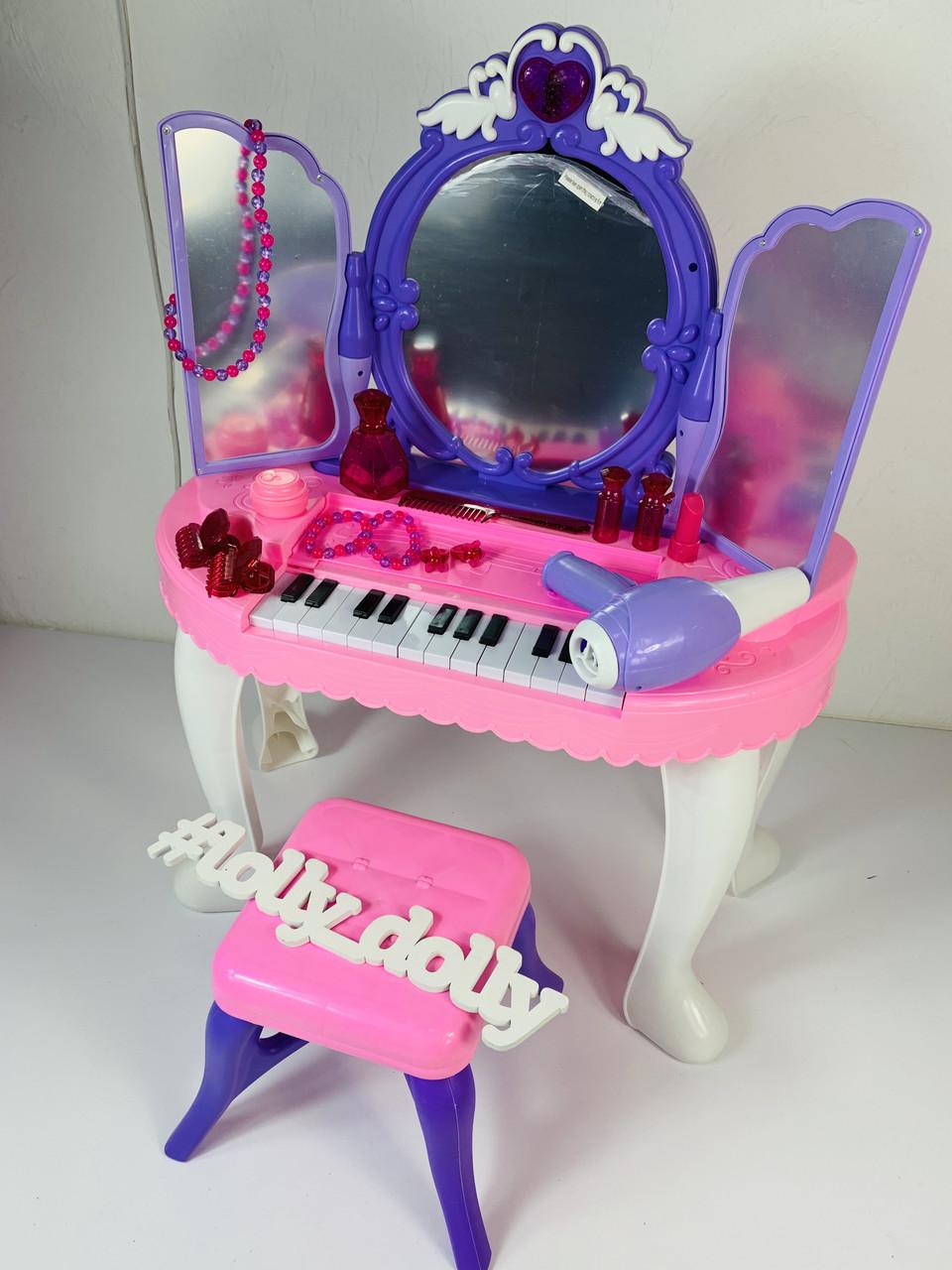 Дитяче Трюмо YL80015 з піаніно