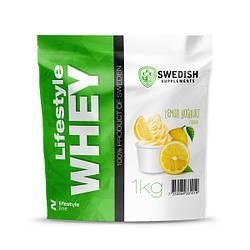 Sw_Lifestyle Whey 1kg - cheesecake lemon