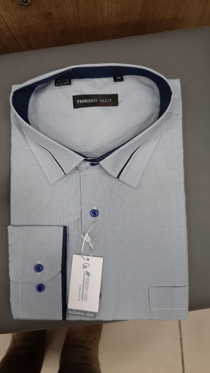 Рубашка мужская Ferrero Gizzi ботал модель 2005