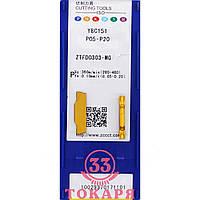Пластина ZCC-CT YBC151 ZTFD0303-MG