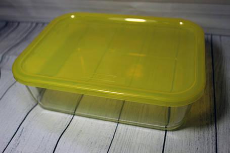 """Контейнер прямоугольный Luminarc """"Keep'nBox"""" 23.5*16,5*7 см 1970 мл (SD444), фото 2"""