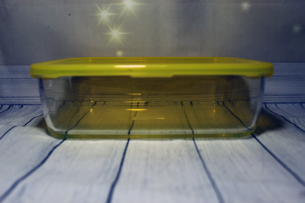 """Контейнер прямоугольный Luminarc """"Keep'nBox"""" 23.5*16,5*7 см 1970 мл (SD444)"""