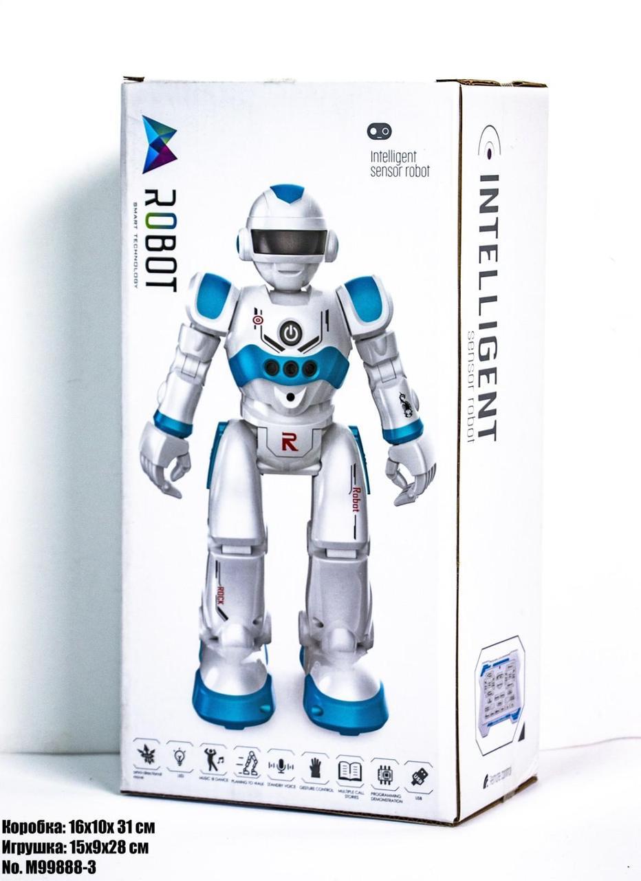 Музыкальный робот на радиоуправлении