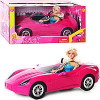 Кукла с машиной DEFA 8228, КОД: 122419