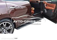 Боковые подножки в стиле оригинала для Maserati Levante