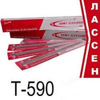 Электрод наплавочный т-590 диаметр только 4мм 5мм