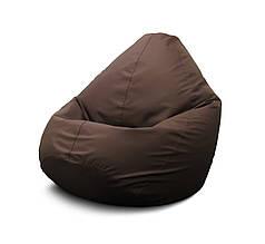 Кресло мешок груша Оксфорд Коричневый