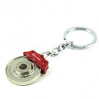 Брелок на ключи ZARYAD - Тормозной Диск BS04