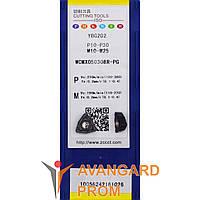 Пластина ZCC-CT WCMX 050308R-PG YBG202