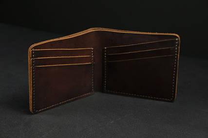 Класичне портмоне на 6 карт