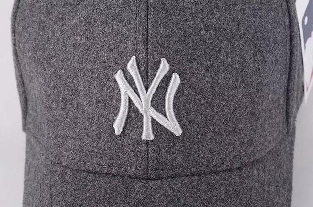Зимняя бейсболка New York