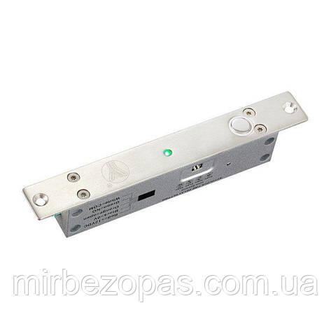 Ригельный замок YB-500A(LED) врезной для системы контроля доступа, фото 2